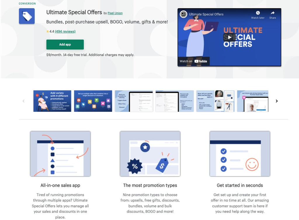 Ultimate Sales Offers