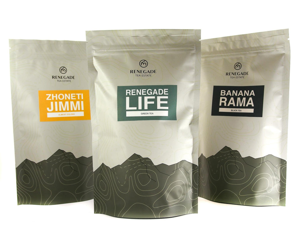 Renegade Tea Estate product