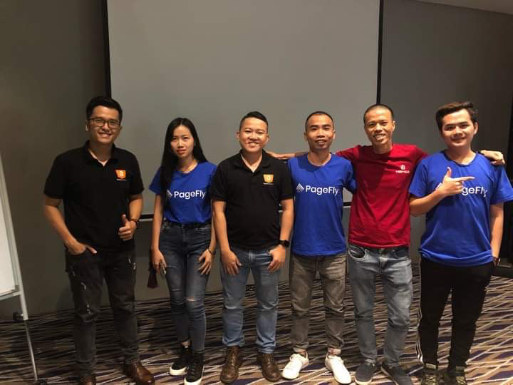 PageFly, Boostcommerce and HappyPoints Teams