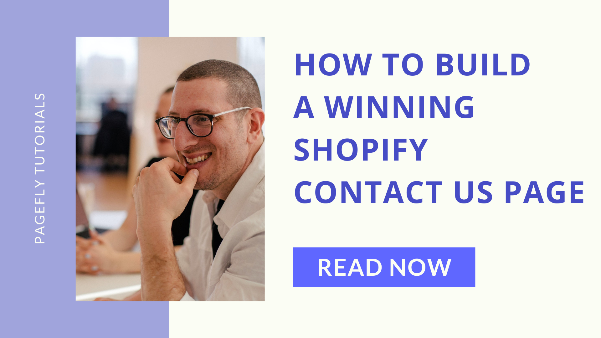 Shopify about us page