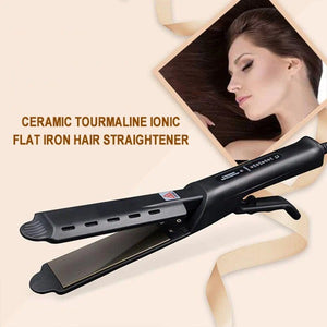 Ceramic Tourmaline Ionic Flat Iron