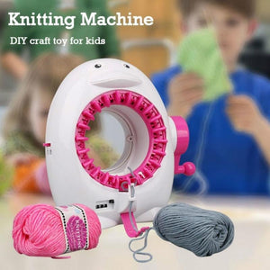 Amazing Kids Knitting Machine