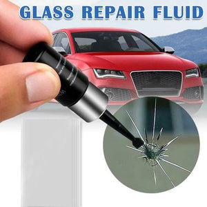 Windshield Repair Kit Cracked Glass