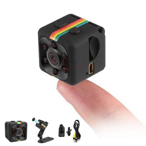Mini HD Action Camera With Night