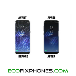 Reconditionnement/swap écran Samsung Galaxy S7 EDGE