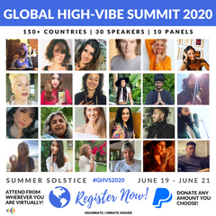 Highbrate's Global High-Vibe Summit 2020