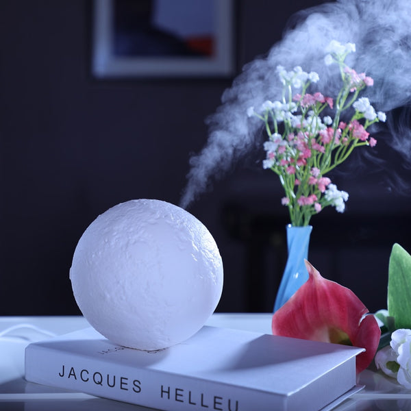 MoonLamp Oil Diffuser and Humidifier: Buy Here