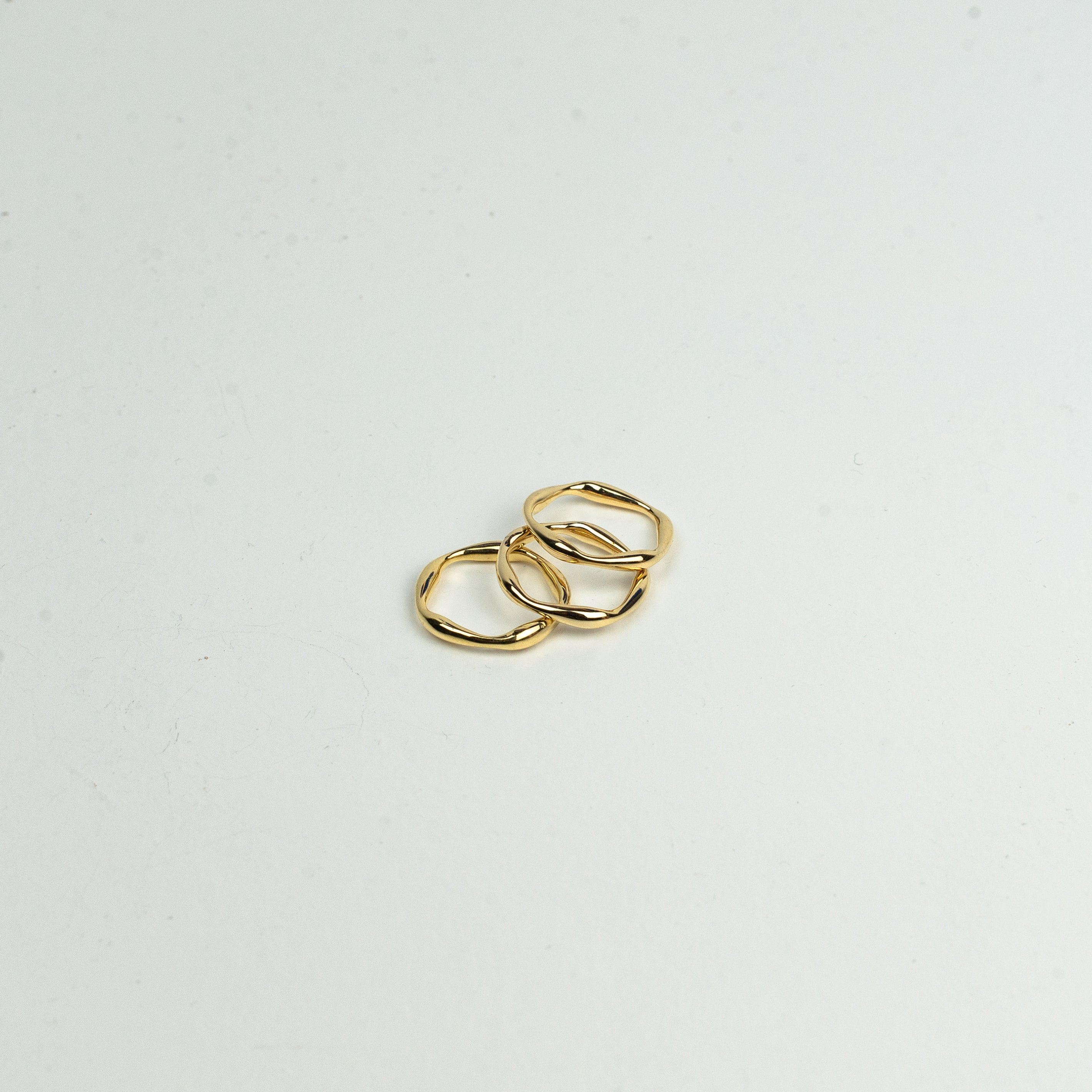 Moto Stacking Rings Soko Ring - White Label Project