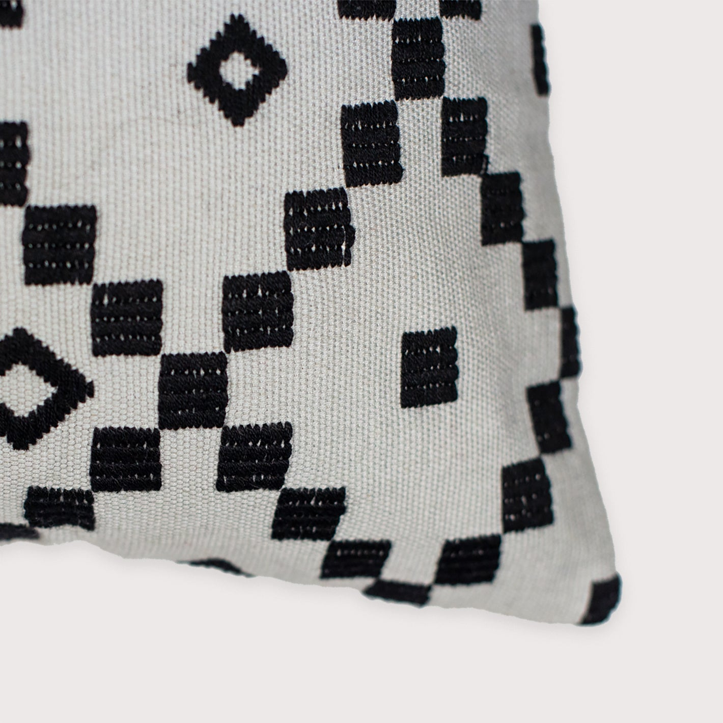 B'atz' - black Pixan Pillow - White Label Project