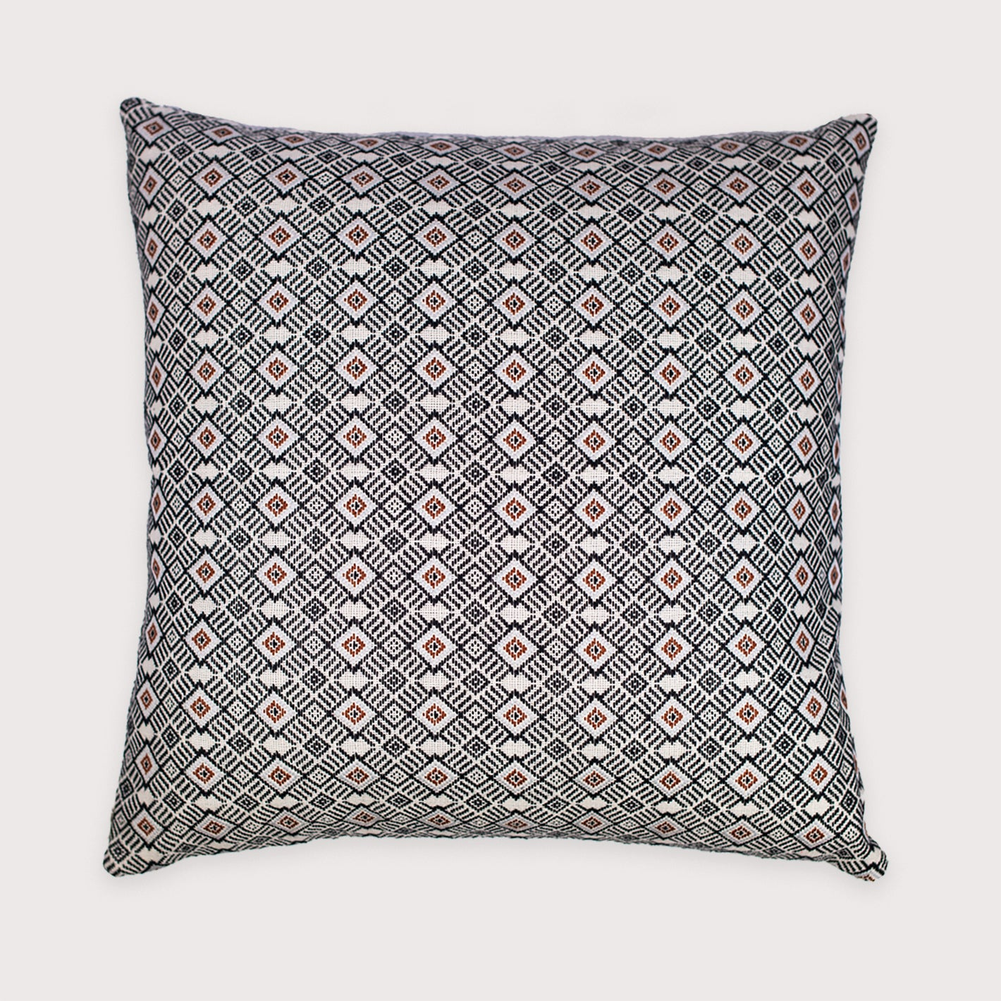 Falseria - brown Pixan Pillow - White Label Project