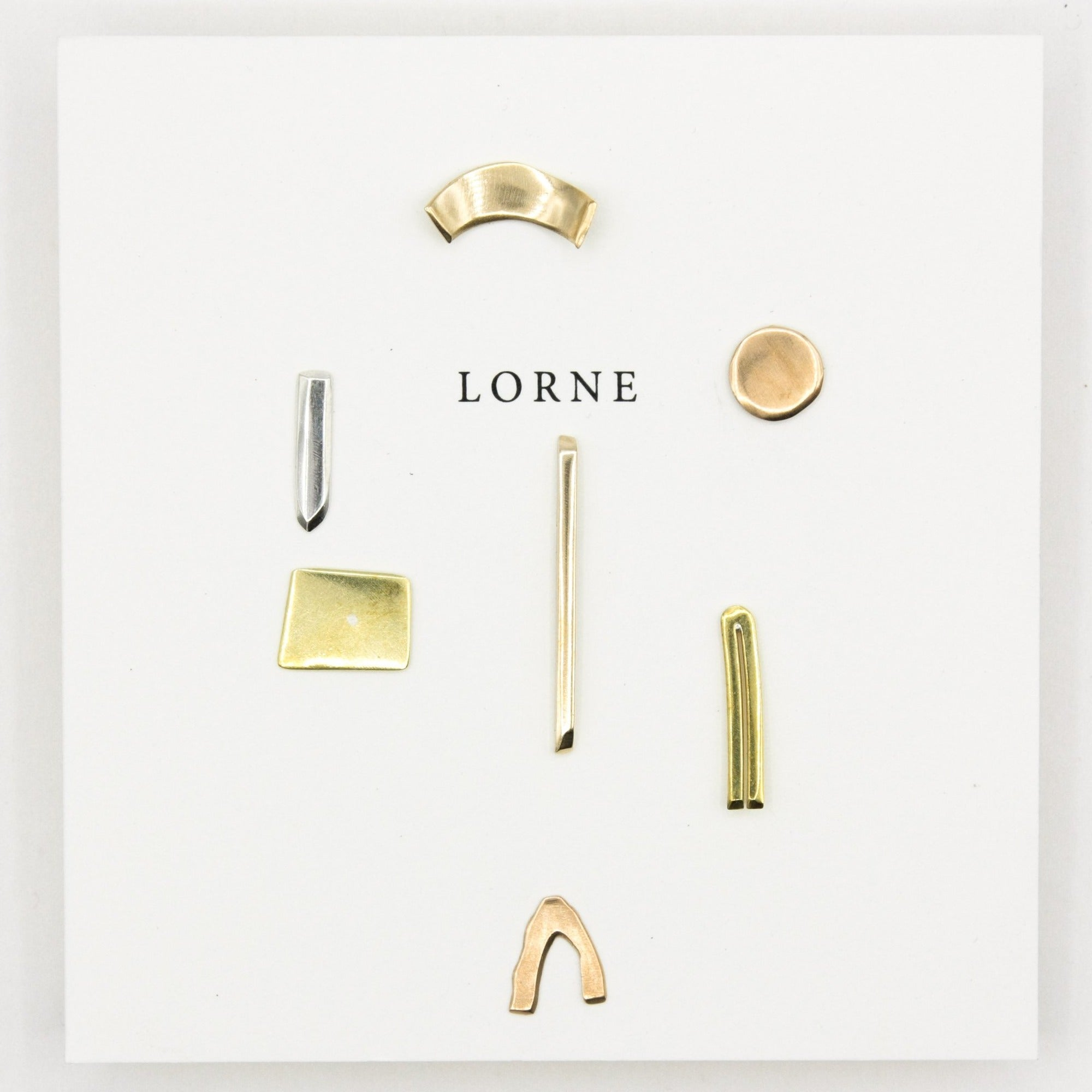 Mix Pack A Earrings Lorne Earrings - White Label Project