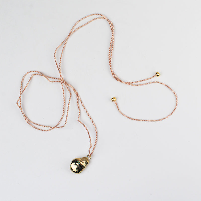Memory Moon Pendant Pichulik Necklace - White Label Project