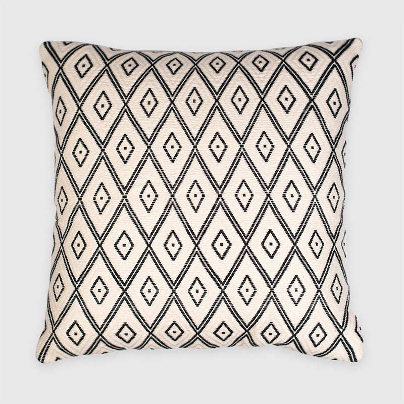 Falseria - cream diamonds Pixan Pillow - White Label Project