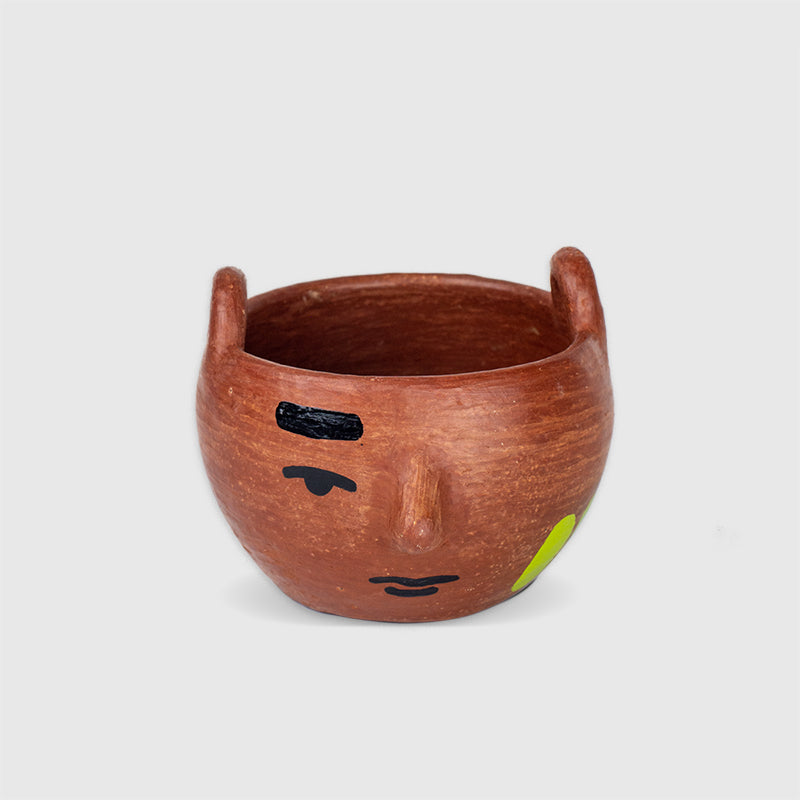 Señorcito Cup - lime green M.A Ceramics - White Label Project
