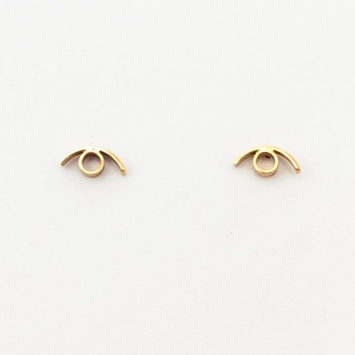 Eye Earrings Lorne Earrings - White Label Project