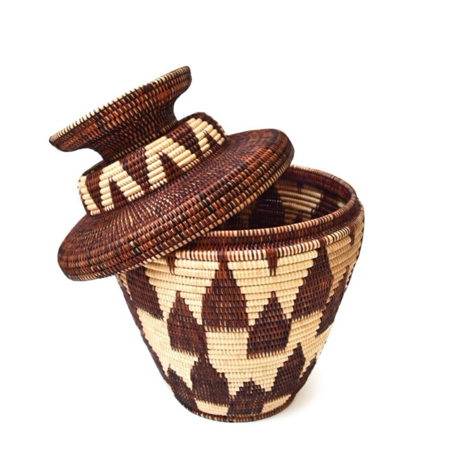 Fishtooth basket Manava Basket - White Label Project