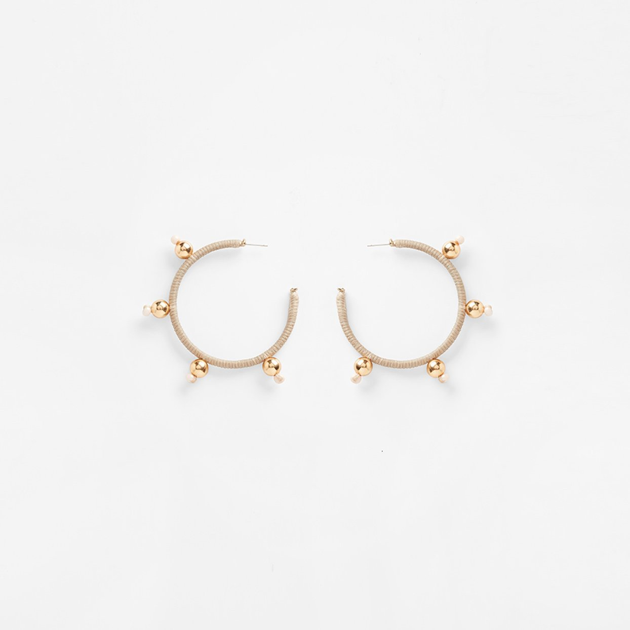 Ouroboros Earrings Pichulik Earrings - White Label Project