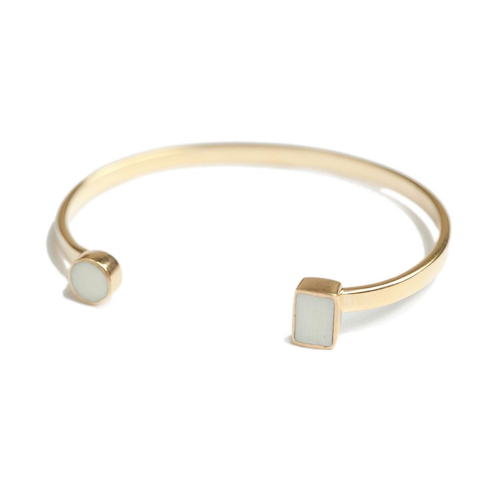 Open Mari Cuff Soko Bracelet - White Label Project