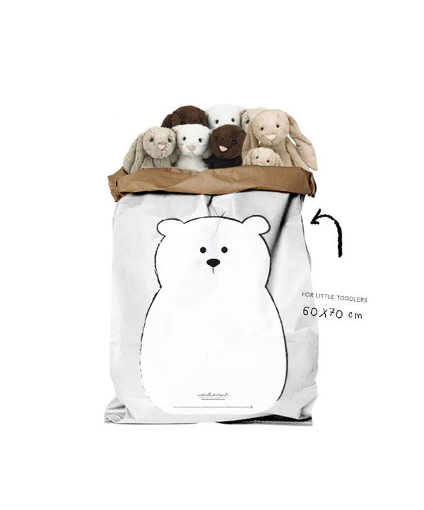 Small Bear Paperbag