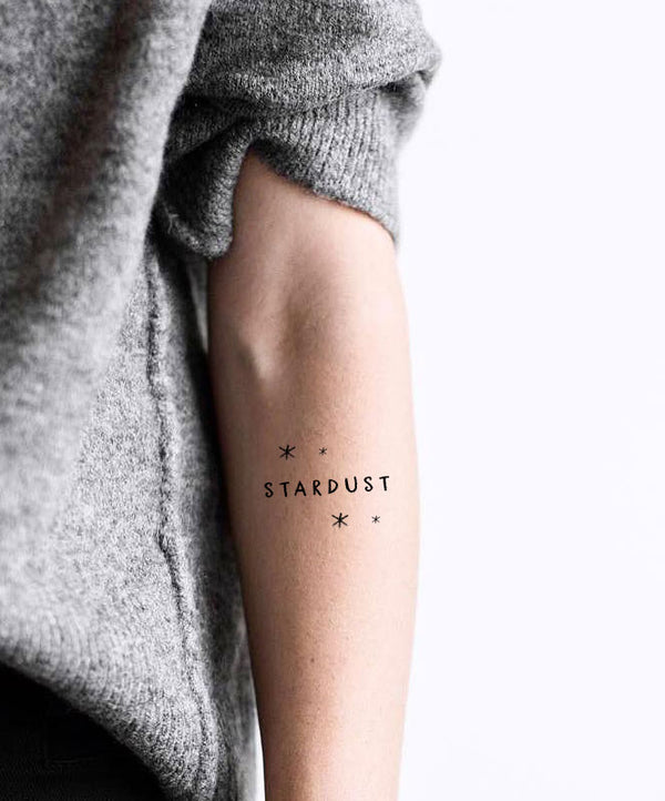 Wanderlust & Stardust Pack - Temporary Tattoos