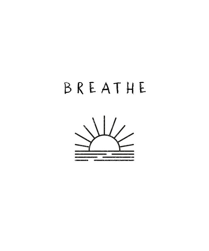 Breathe Pack - Temporary Tattoos