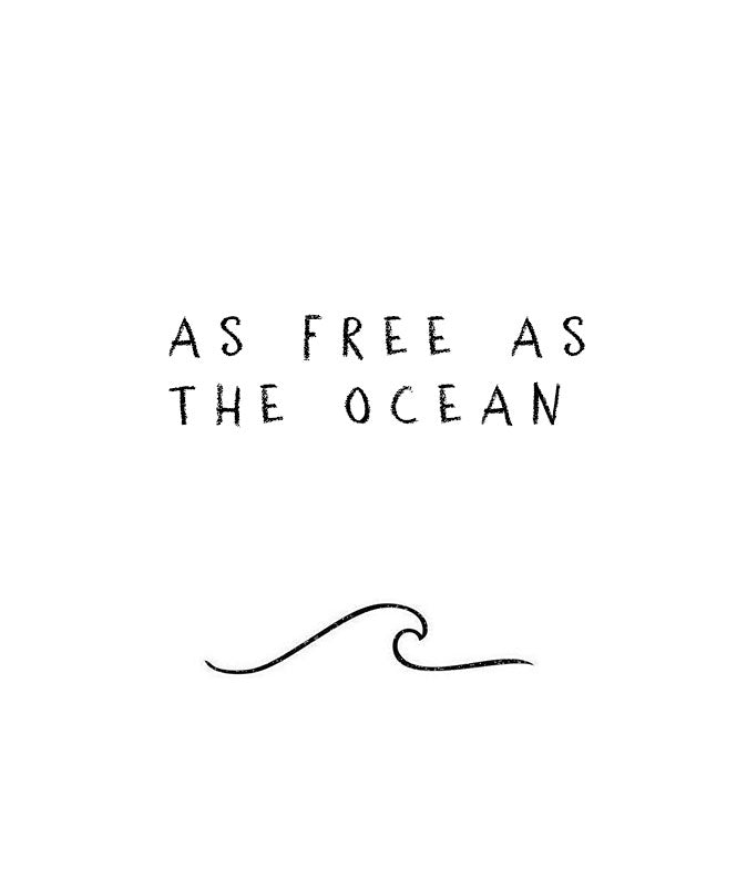 Ocean Pack - Temporary Tattoos