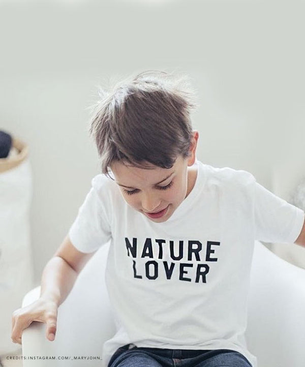 "Camiseta ""Nature Lover"""