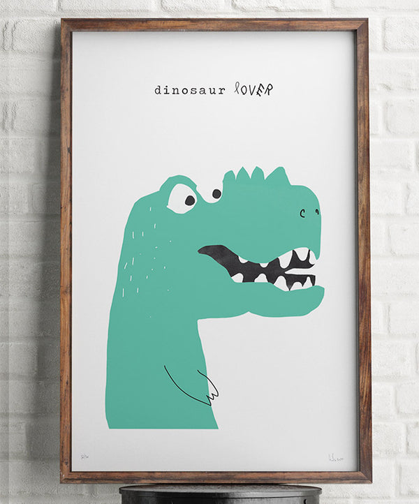 Dinosaur Lover Limited Edition