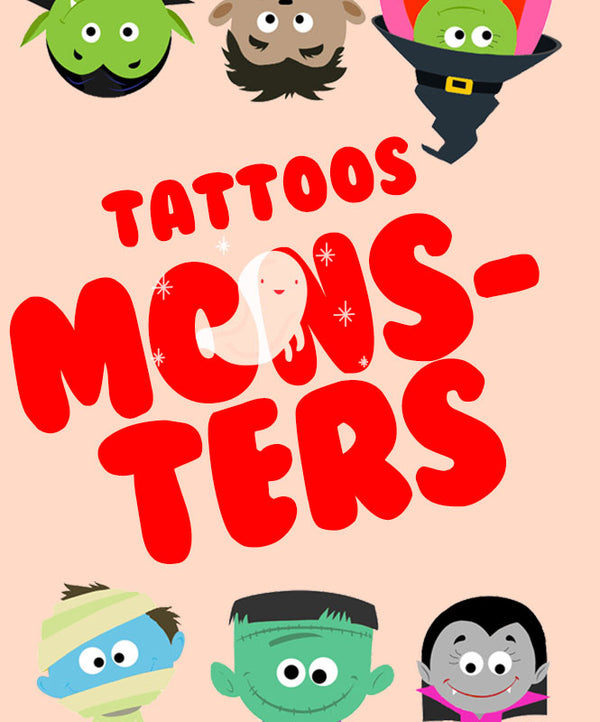 Tattoos Monsters