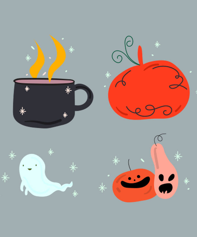 Tattoos Ghosts & Pumpkins