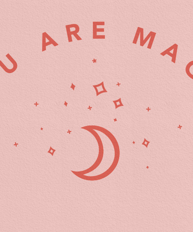 "Poster ""You are Magic"""