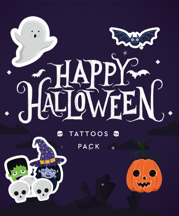 Halloween Tattoos 2020