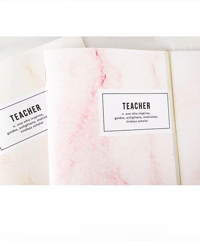 Teacher Notebooks Pack