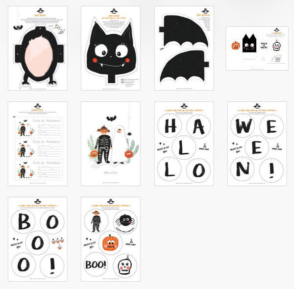 Halloween Download Pack