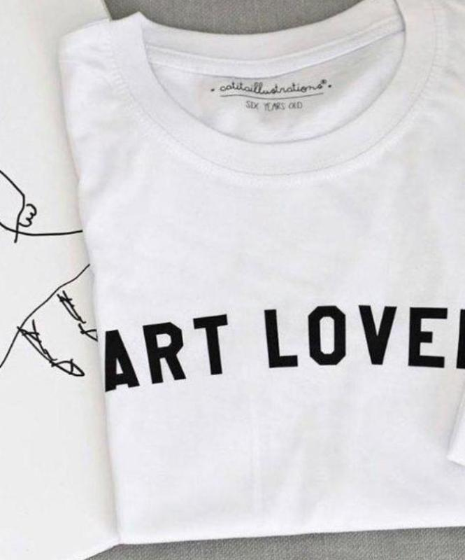 T-Shirt Art Lover