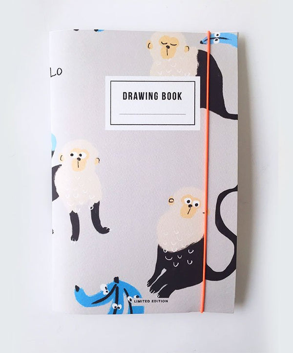 Monkeys Notebooks Pack