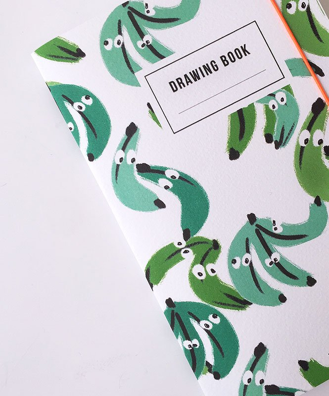 Bananas Notebooks Pack