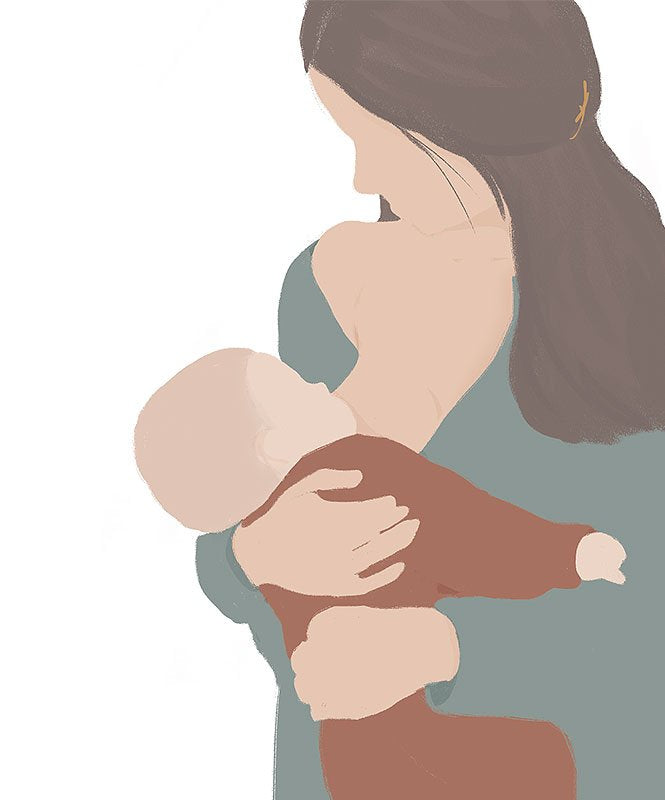 Breastfeeding love