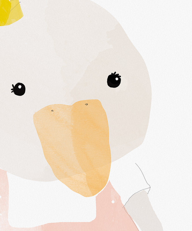 "Poster ""Ducky"""