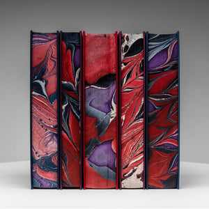 Limited Edition: Sanctuary Covers with Marbled Edges