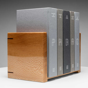 The Books with Case: Grayscale Covers