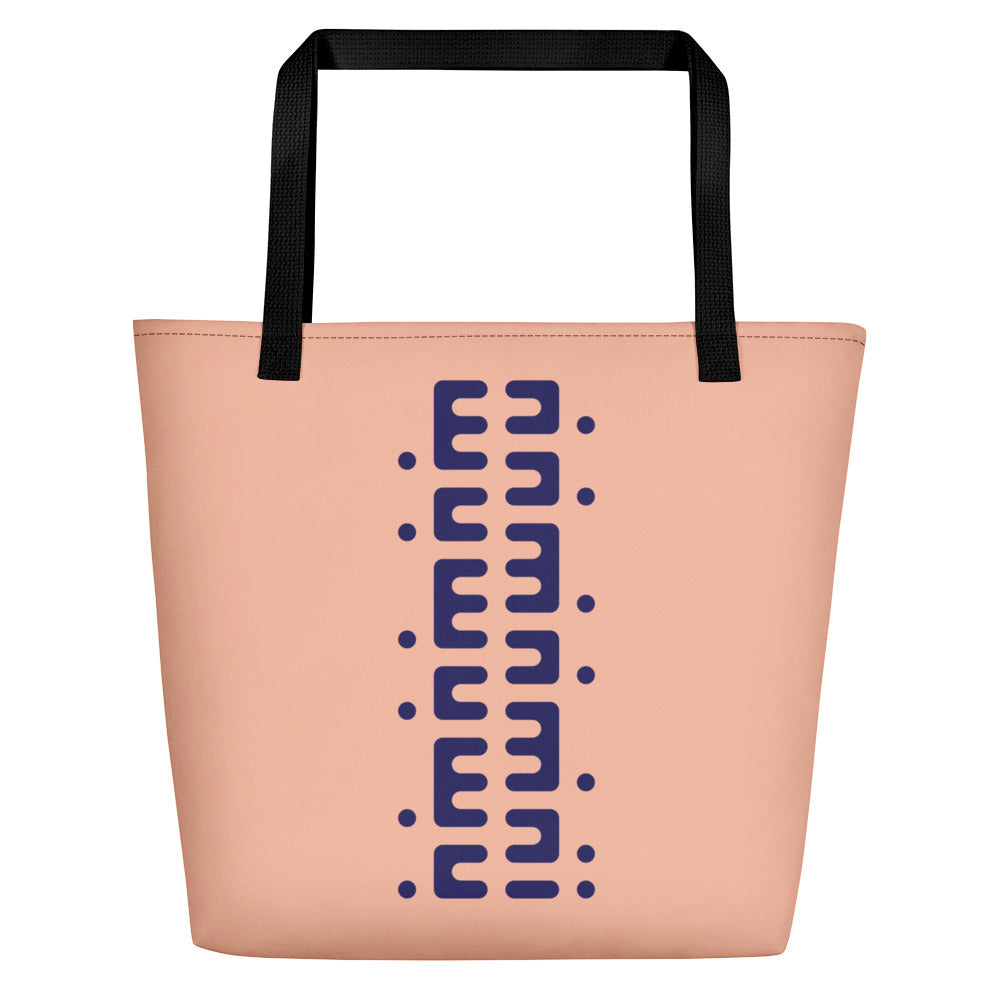 Day 6 Beach Tote
