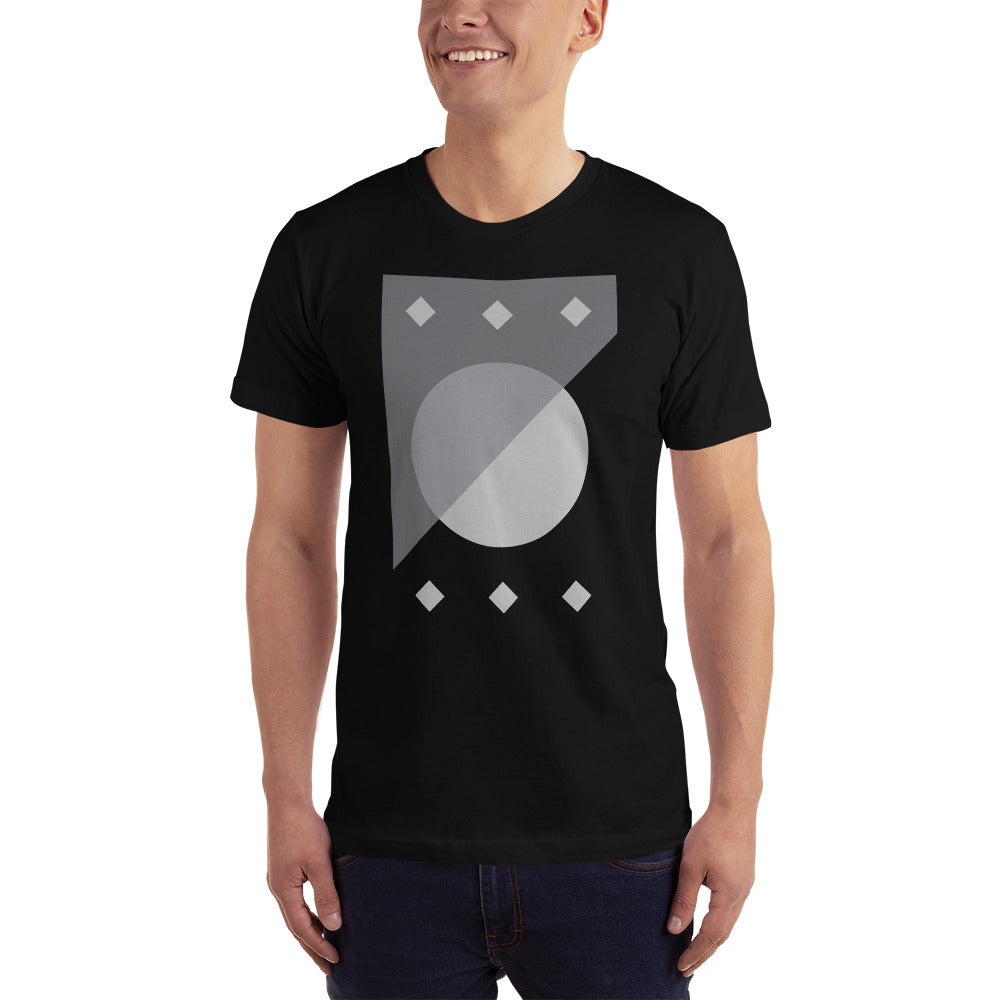 Day 4 Men's T-shirt: Grayscale