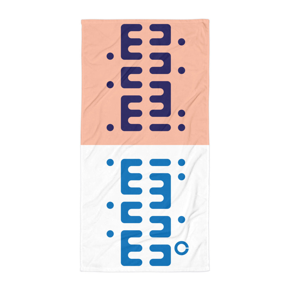 Day 6 Beach Towel