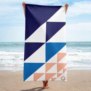 Day 1 Beach Towel