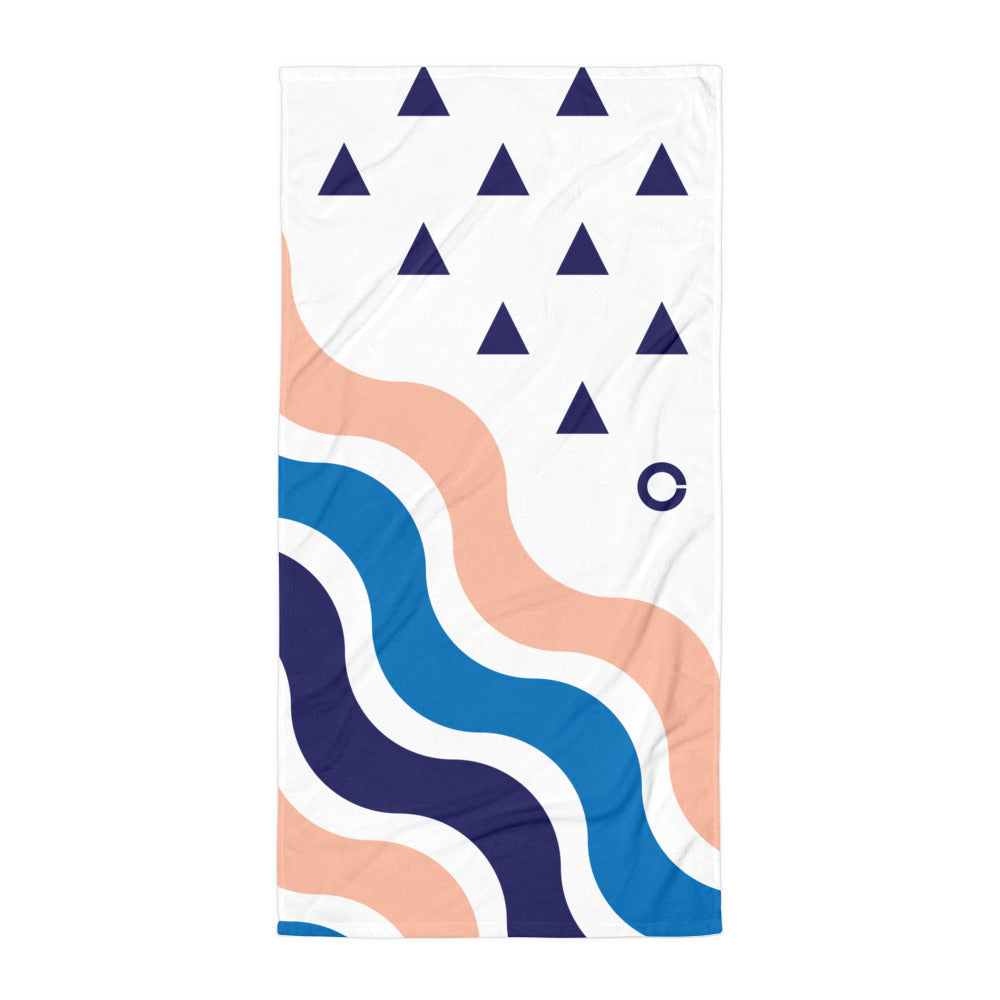 Day 3 Beach Towel