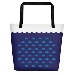 Day 5 Beach Tote