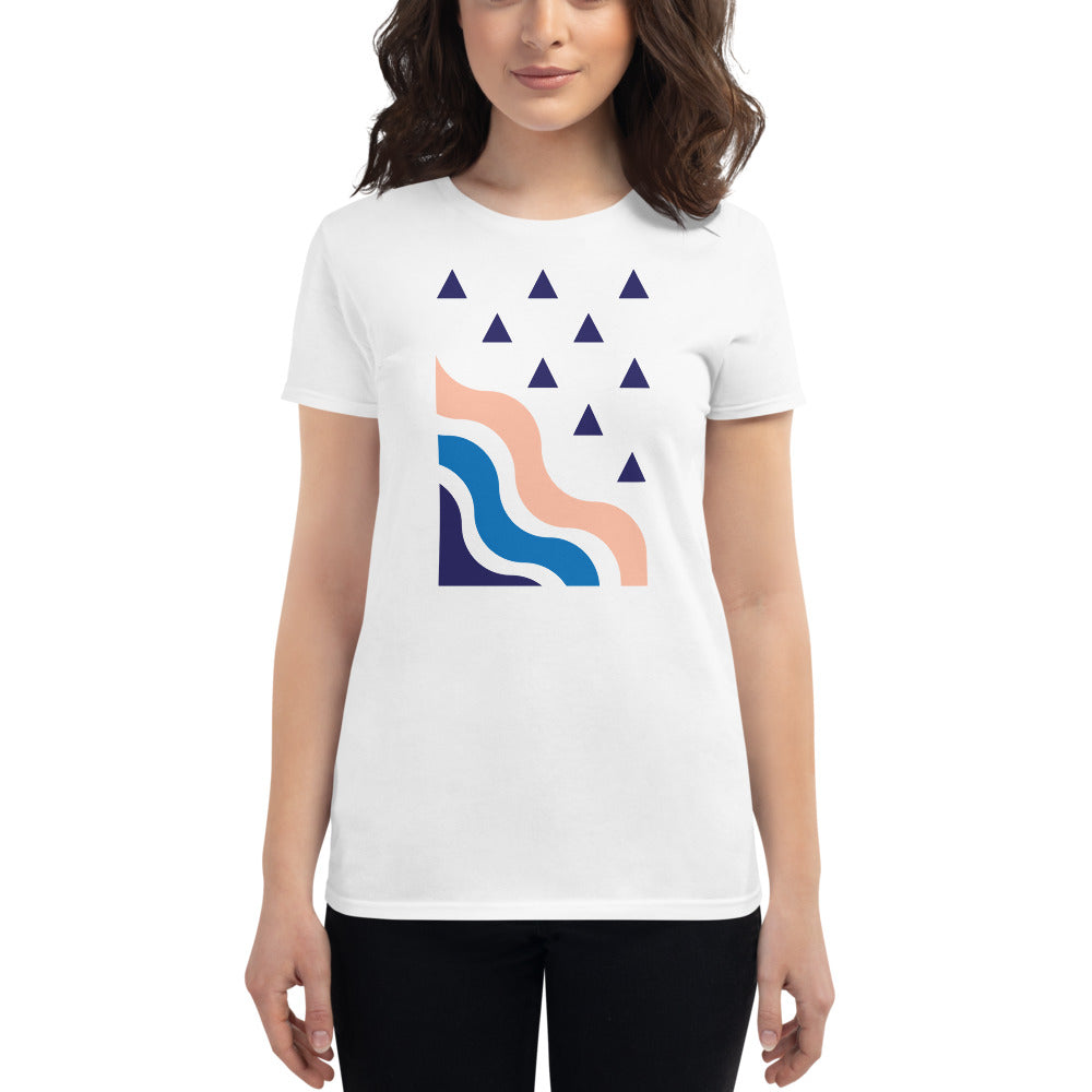 Day 3 Women's T-shirt: Color