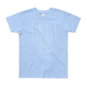 Day 6 Youth T-shirt: Outline