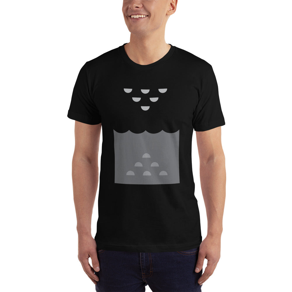 Day 5 Men's T-shirt: Grayscale